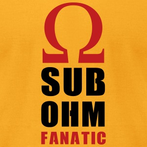SUBOHM FANATIC T-Shirts - Men's T-Shirt by American Apparel
