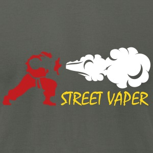 STREET VAPER T-Shirts - Men's T-Shirt by American Apparel