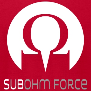 SUBOHM FORCE T-Shirts - Men's T-Shirt by American Apparel