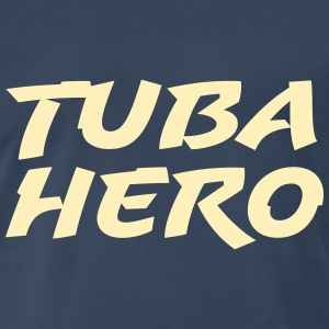 Tuba Hero - Men's Premium T-Shirt