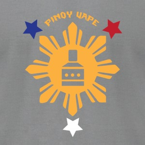 PINOY VAPE T-Shirts - Men's T-Shirt by American Apparel