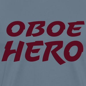 Oboe Hero - Men's Premium T-Shirt