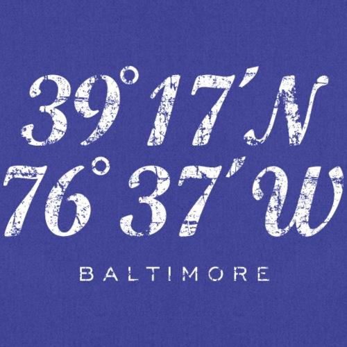 Baltimore Coordinates Vintage White