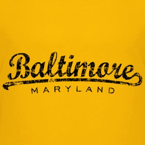 Baltimore, Maryland Classic T-Shirt (Children/Yell - Kids' Premium T-Shirt