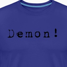 Demon-black T-Shirts