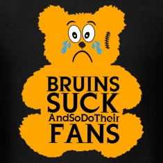 Bruins Suck Teddy