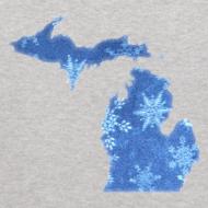 Design ~ Michigan Snowflake