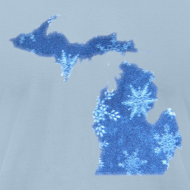 Design ~ Michigan Snowflake