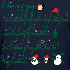 X-MAS QUOTES Women's T-Shirt - Women's T-Shirt