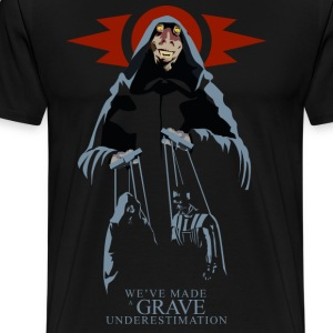 Sith Lord Jar Jar Men's Premium T-shirt (black) - Men's Premium T-Shirt