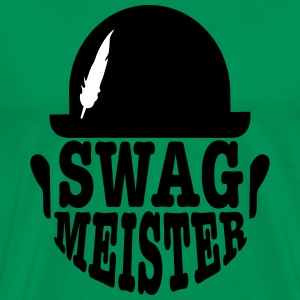 swag meister T-Shirts - Men's Premium T-Shirt