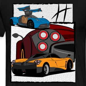 Huayra - Men's Premium T-Shirt