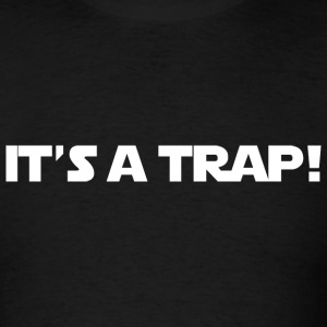 Return of the Jedi - It's a Trap! - Men's T-Shirt