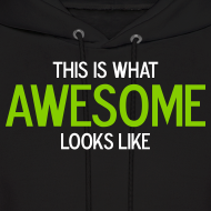 Design ~ This is what awesome looks like