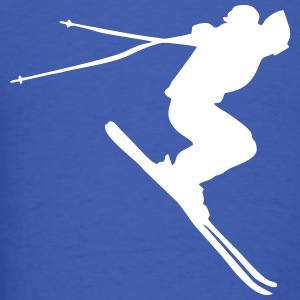 skiing, ski T-Shirts - Men's T-Shirt