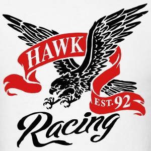 Hawk Racing - Men's T-Shirt