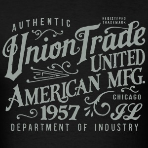 Union Trade Mfg. - Men's T-Shirt