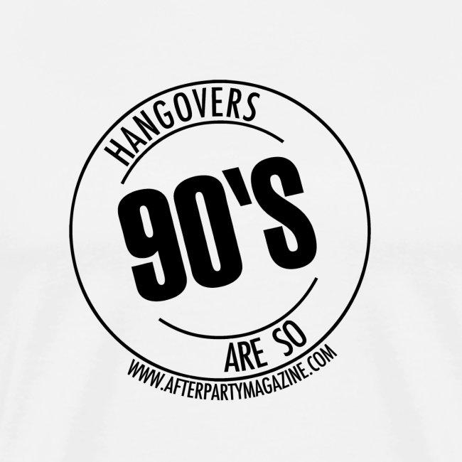 Hangovers men white