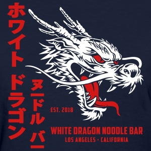 White Dragon Noodle Bar - Women's T-Shirt