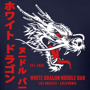 White Dragon Noodle Bar - Men's T-Shirt