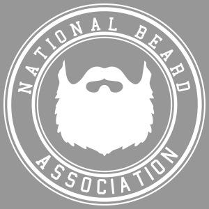 National Beard Association Beards Mustache 1c