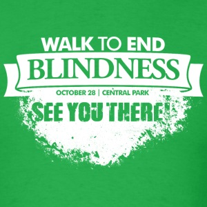 Blindness Benefit - See You There! - Men's T-Shirt
