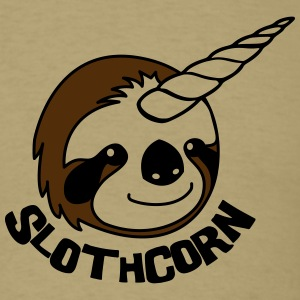 Slothcorn  T-Shirts - Men's T-Shirt