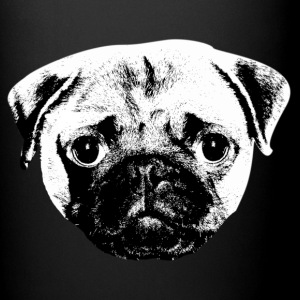 pug Mugs & Drinkware - Full Color Mug