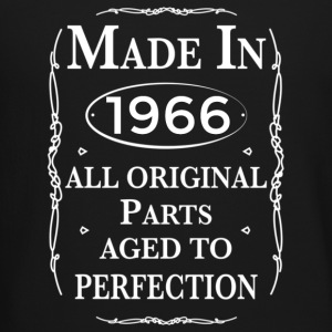 made in 1966 birthday Long Sleeve Shirts - Crewneck Sweatshirt