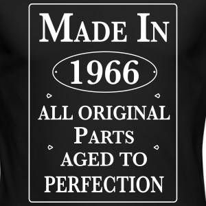 made in 1966 II birthday Long Sleeve Shirts - Men's Long Sleeve T-Shirt by Next Level