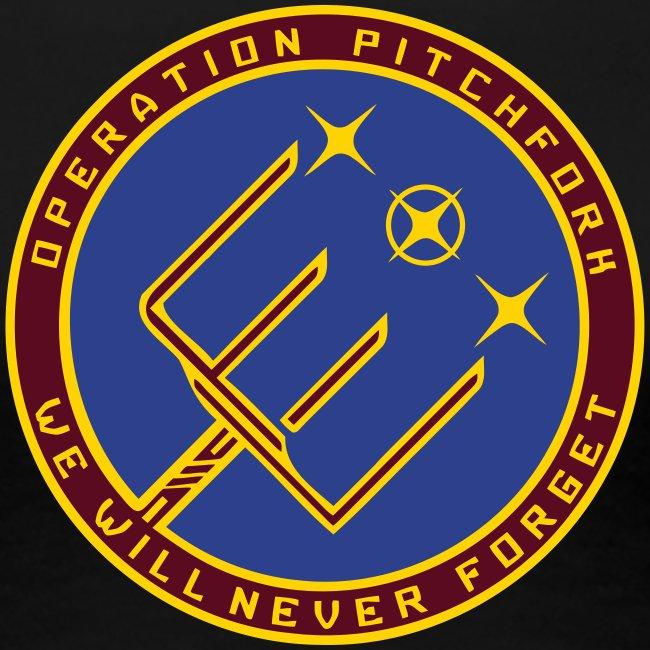 Operation Pitchfork Womens' T-Shirt