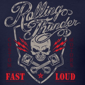 Rolling Thunder Custom Motors - Men's T-Shirt
