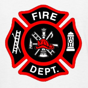 Volunteer Fire Dept. - Women's T-Shirt