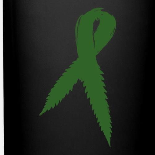 Medical Marijuana Ribbon