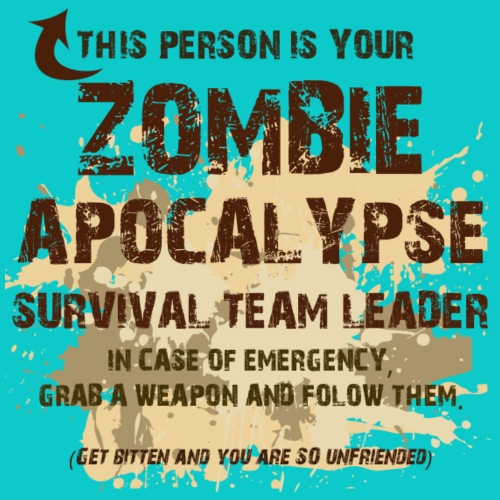 Zombie Apocalypse Team Leader 02