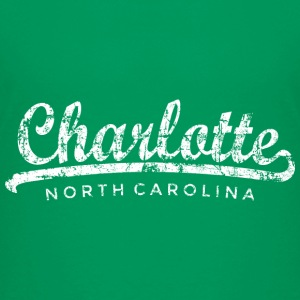 Charlotte, North Carolina Classic T-Shirt (Childre - Kids' Premium T-Shirt