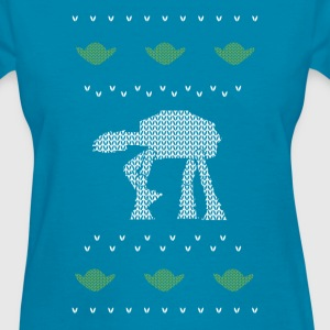 Star Wars Ugly Sweater Women's T-Shirts - Women's T-Shirt
