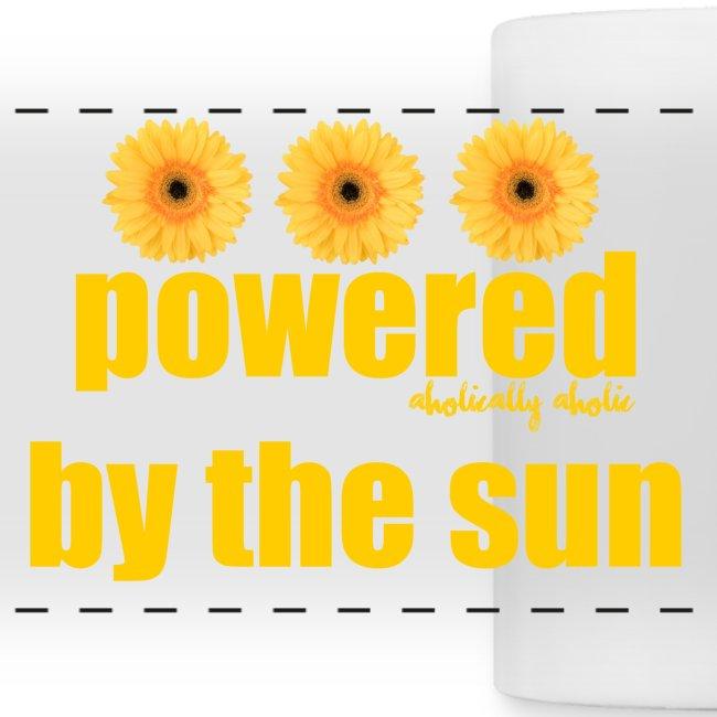 Powered by the Sun Mug