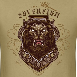 Sovereign Lion_color - Men's T-Shirt