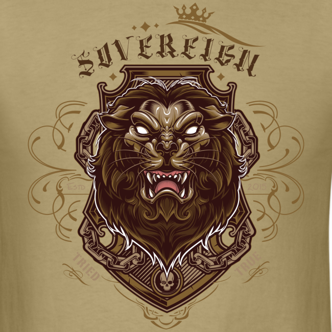 Sovereign Lion-color