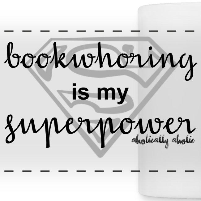 Bookwhoring Mug