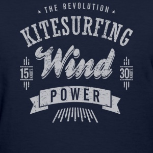 The Revolution Kitesurfing - Women's T-Shirt