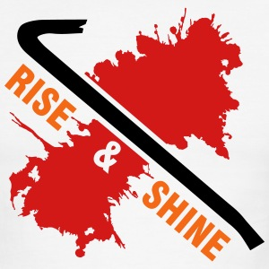 Rise And Shine - Men's Ringer T-Shirt