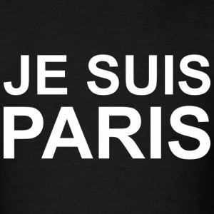 Je Suis Paris - Men's T-Shirt