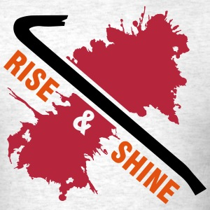 Rise and Shine - Men's T-Shirt