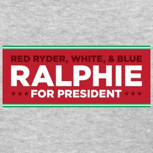 Christmas Story - Ralphie for President - Women's T-Shirt