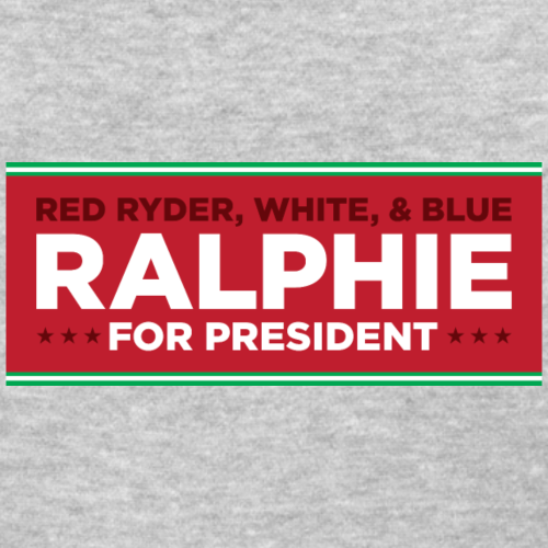 Ralphie for President