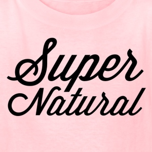 Super Natural Kids' Shirts - Kids' T-Shirt