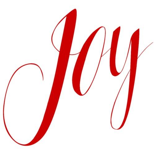 Joy Script Holiday Red V1