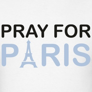 Pray For Paris - Men's T-Shirt